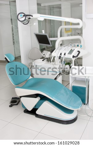 Dentists office