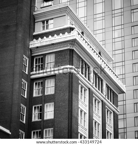 Denver architecture - stock photo