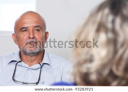 depression treatment - stock photo