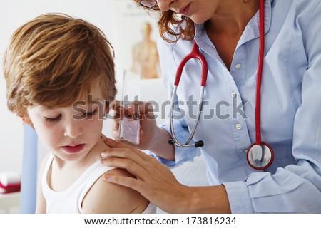 Dermatology, Symptomatology In C - stock photo