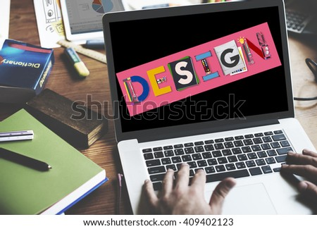 Design Creative Inspiration Art Style Concept