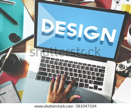 Design Drawing Outline Planning Purpose Creative Concept