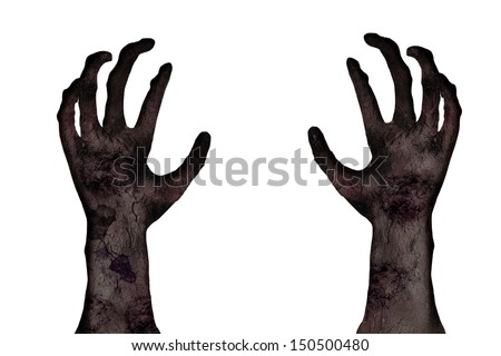 Scary Hands Royalty Free Stock Photo - Image: 30292665