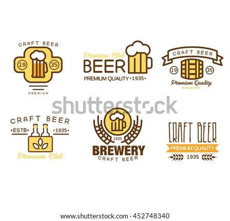Design Elements for Beer House