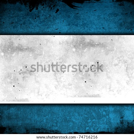 design grunge texture background - stock photo