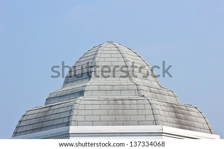 design on the roof