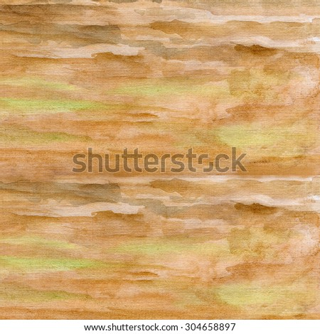 Designed abstract grunge paper texture, watercolor background. Hand drawn illustration.