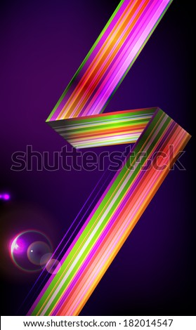 Designed abstract light   background  with technology lines. B?itmap copy.