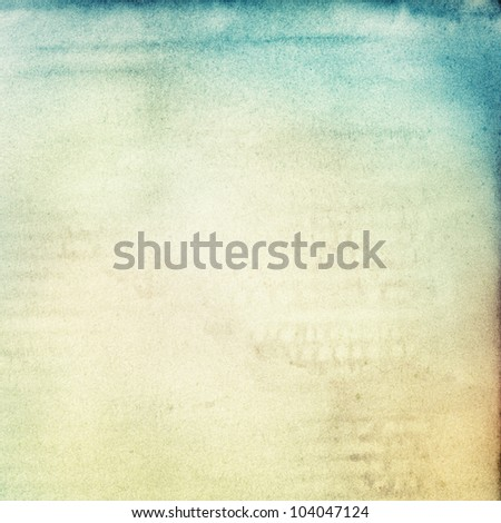 Designed art background, grunge texture - stock photo