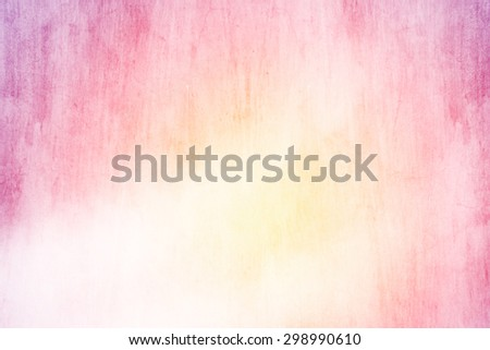 designed grunge texture abstract background, gradient color - stock photo