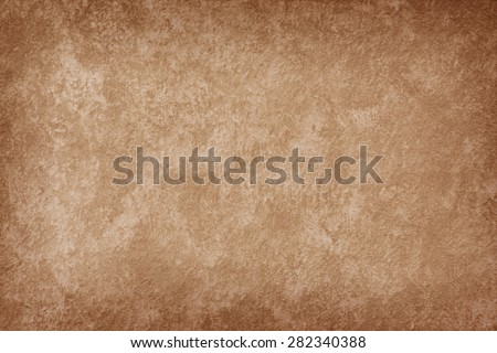 Designed Orange grunge texture / paint background. For vintage wallpaper, old paper, and art border frame - stock photo