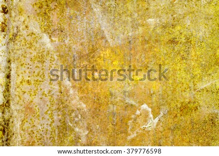 Designed scratched grunge paper texture, background - stock photo