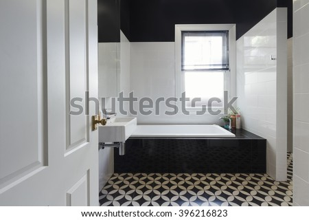 Bathroom Tiles Horizontal porcelain tiles stock images, royalty-free images & vectors