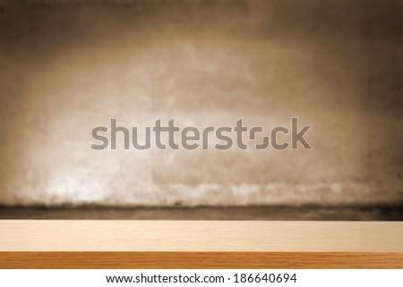 desk  - stock photo