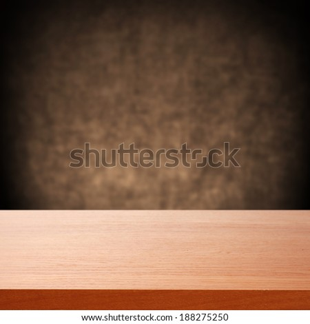 desk of red  - stock photo