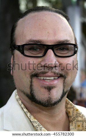 Desmond Childs at the Los Angeles premiere of 'Cinderella Man' held at the Gibson Amphitheatre at Universal City in Hollywood, USA on May 23, 2005.