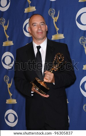 Desperate Housewives director CHARLES McDOUGALL at the 57th Annual Primetime Emmy Awards in Los Angeles. September 18, 2005  Los Angeles, CA.  2005 Paul Smith / Featureflash