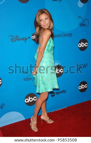 Desperate Housewives star EVA LONGORIA at the Disney ABC TV All Star Party at Kidspace in Pasadena. July 19, 2006  Pasadena, CA  2006 Paul Smith / Featureflash