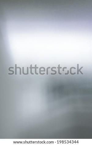 detail glass texture or background - stock photo