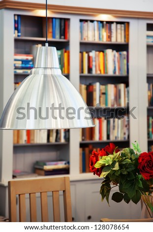 detail of home place - stock photo