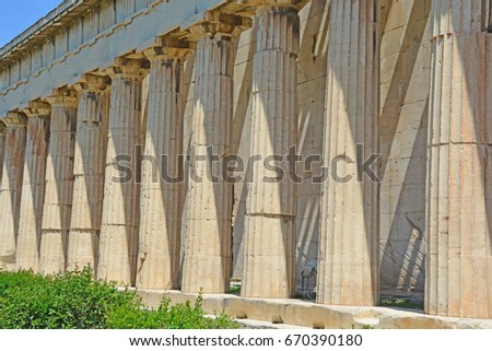 The Acropolis of Ancient Athens