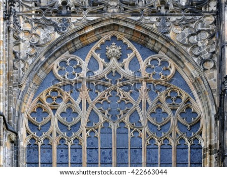 Gothic Cathedral Stock Images Royalty Free Images