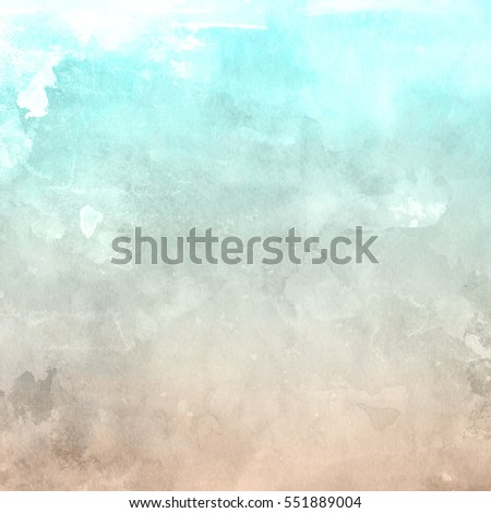 Detailed grunge style background in pastel colours