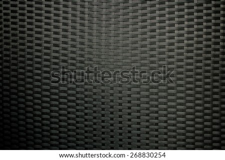 detailed woven nylon texture - stock photo