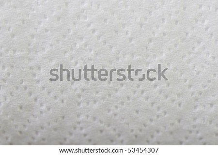 Details of Toilet Paper
