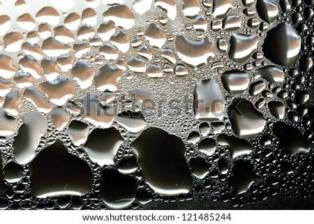 dewy - stock photo