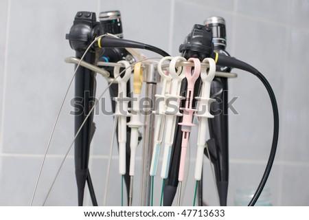 Diagnostic medical tool - stock photo