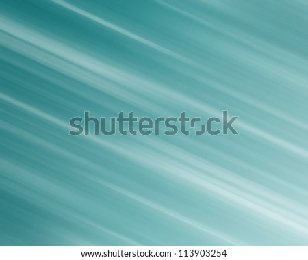 Diagonal blue and white linear background with copy space. - stock photo