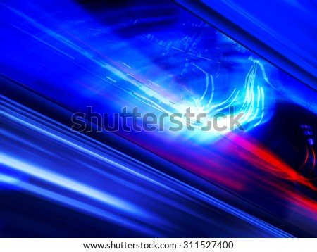 Diagonal vivid futuristic night city lights abstraction background