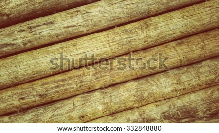 diagonal wooden background texture - stock photo