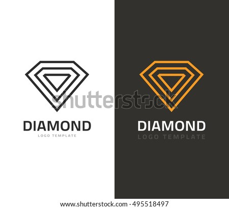 Diamond Logo Stock Images, Royalty-Free Images & Vectors ...