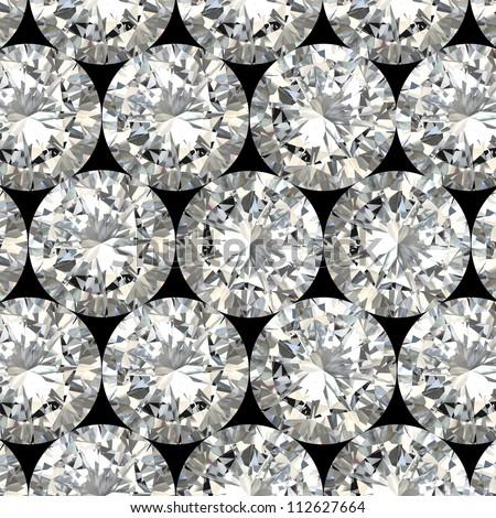 white diamond background - photo #15