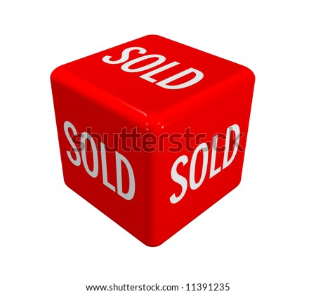 Dice, sold