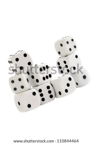 Dices for dicing