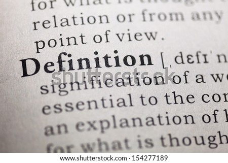Captivating Dictionary Definition Of The Word Definition.