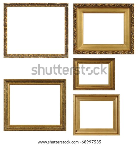 different picture frames