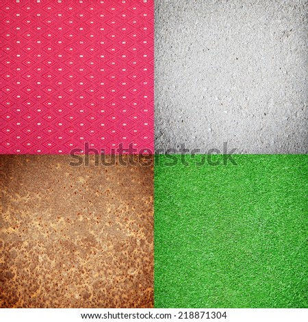Different texture background - stock photo