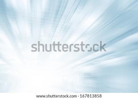 Digital Future  - stock photo