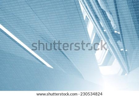 Digital Innovation - stock photo