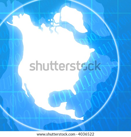 Digital north america