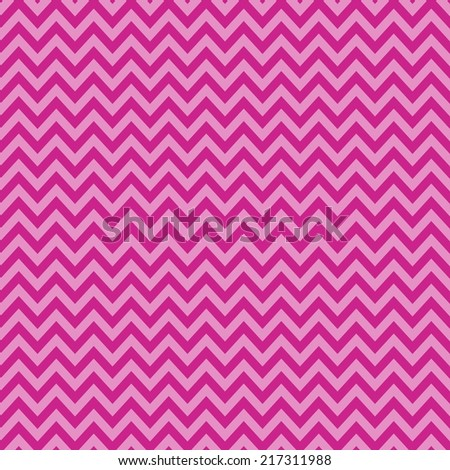 Digital Paper for Scrapbook Bright Pink Chevron Pattern seamless