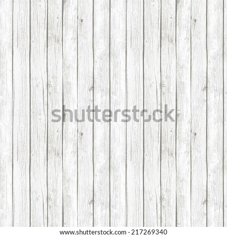 Digital Paper for Scrapbooking White Wood Texture seamless - stock photo