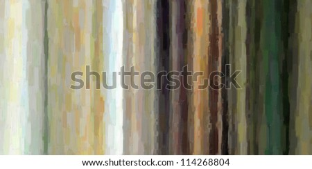Digital structure of painting. Abstract art backgrounds. - stock photo