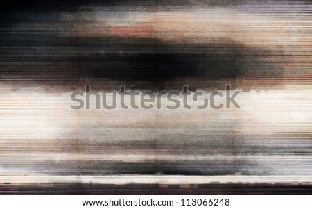 Digital structure of painting. Color water color abstract background - stock photo