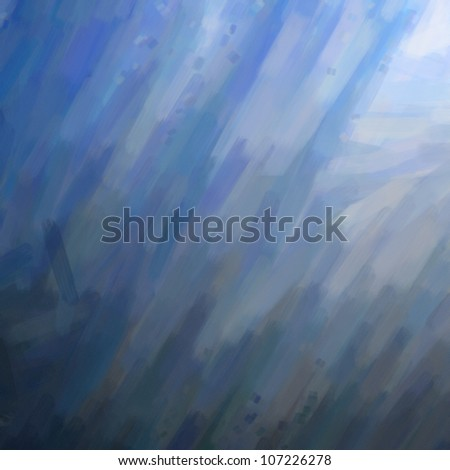 Digital structure of painting. real abstract color oil paint as background - stock photo