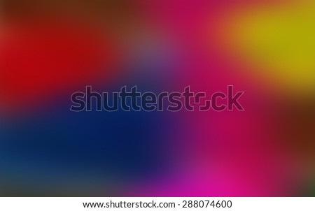 digitally generated image of colorful black background with beautiful gradient - stock photo